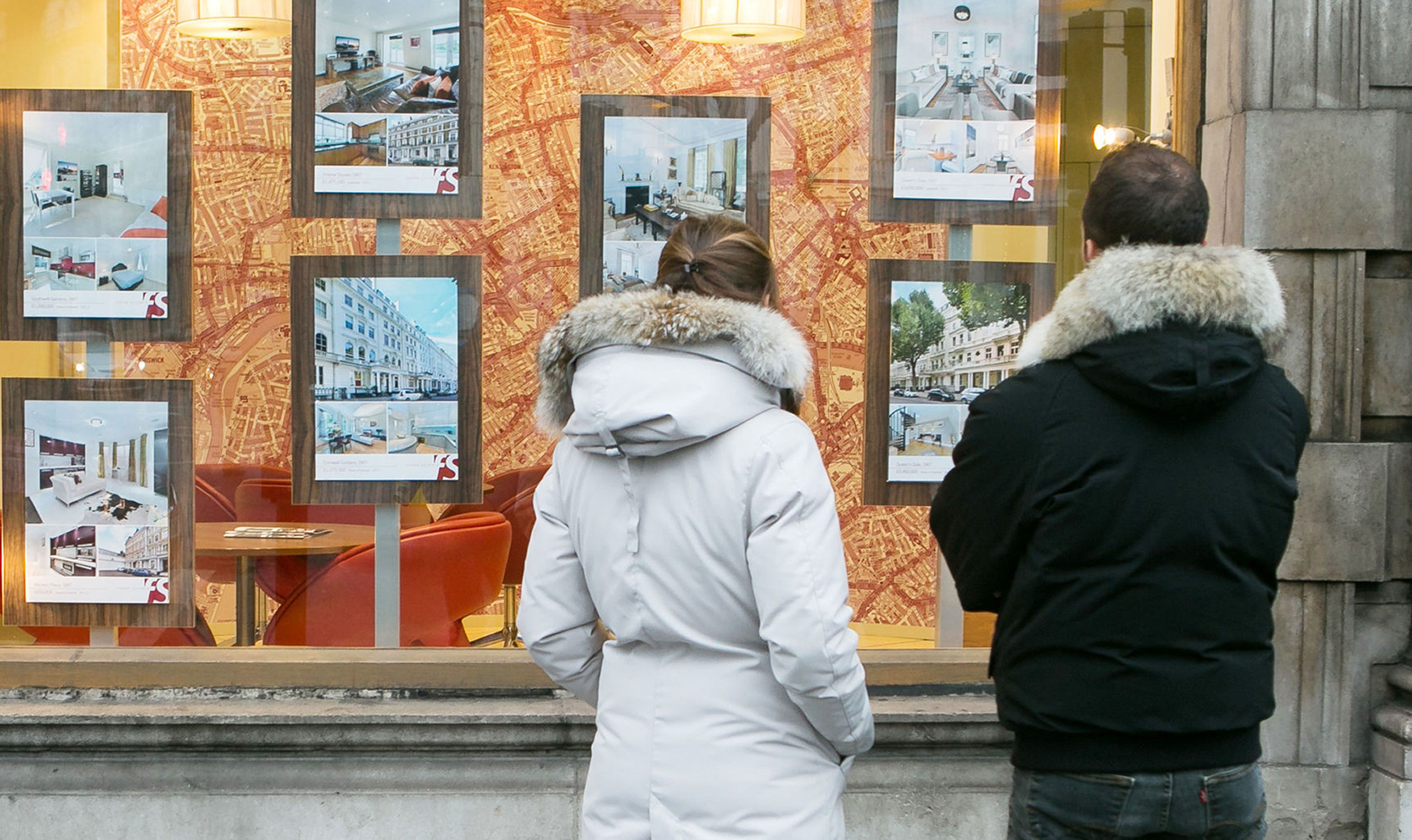 Many young people have been unable to get onto the property