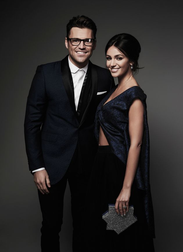Mark Wright and Michelle Keegan married last