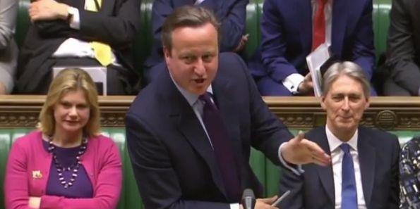 PMQs: Jeremy Corbyn Tells David Cameron That Tories Are 'Smearing' Sadiq