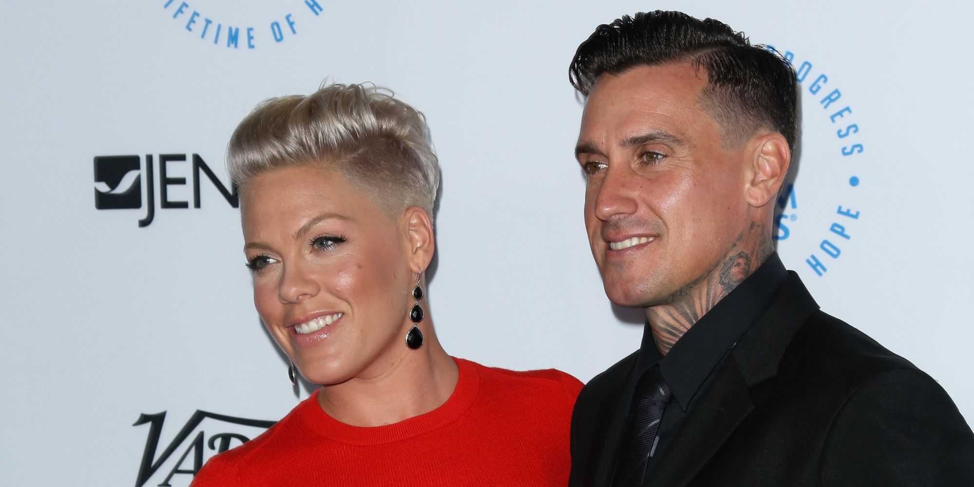 Were looking back at the sweetest photos of Pink and Carey Harts adorable family