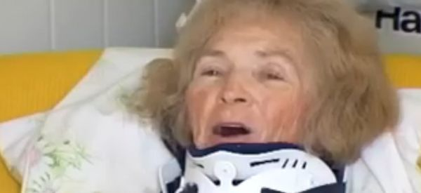 Miracle As Blind Woman's Vision Is Restored After Unrelated Spine Surgery