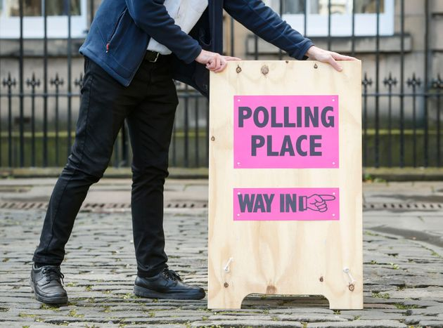 Polling stations will be open from 7am until 10pm on