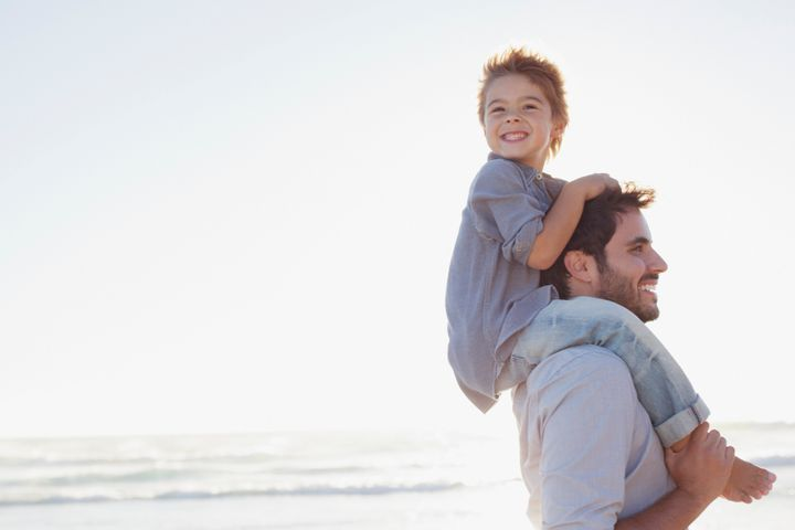 """Good fathers make good sons,"" writes Sarah Driscoll."