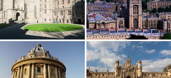 This Is How The UK's Best Universities Compare To The Rest Of The World