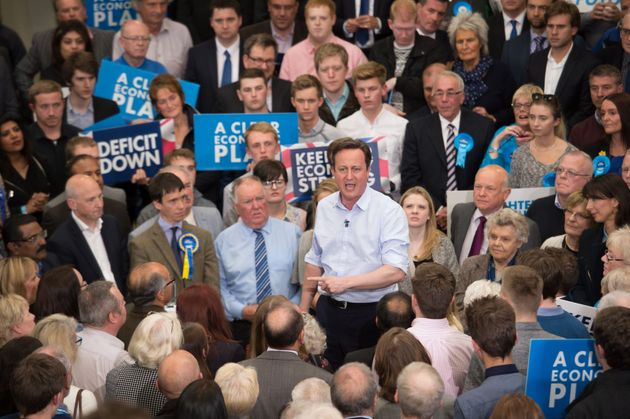 Investigation Over Tory Election Funding Continues As Police To Decide Whether To