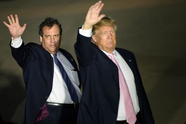 "The New Jersey governor's endorsement of Trump in February came <a href=""https://www.huffpost.com/entry/chris-christie-donald"