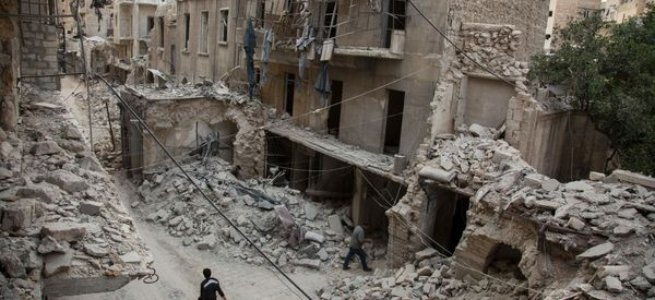 U.S. Says Russia Agrees To Extend Syria Truce To Embattled Aleppo