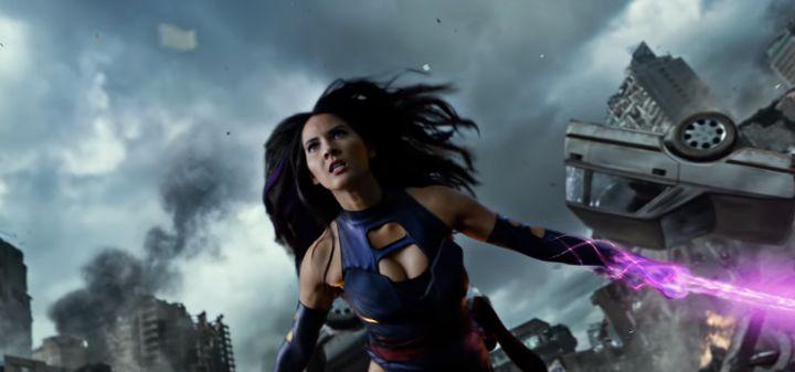 Olivia Munn as Psylocke.
