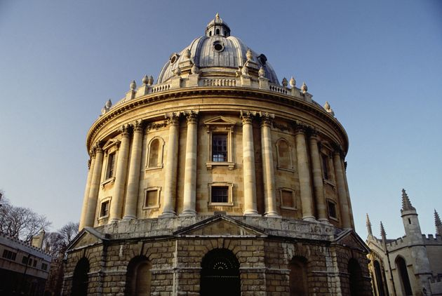 Oxford University's (pictured) Labour club has been embroiled in anti-Semitism
