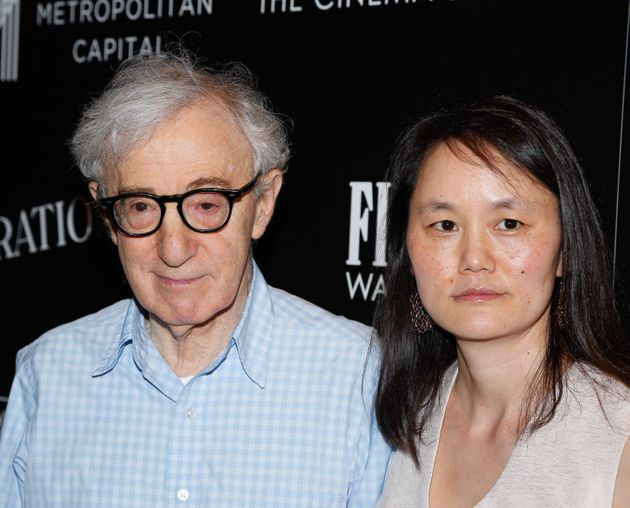 Woody Allen and Soon-Yi Previn married each other in