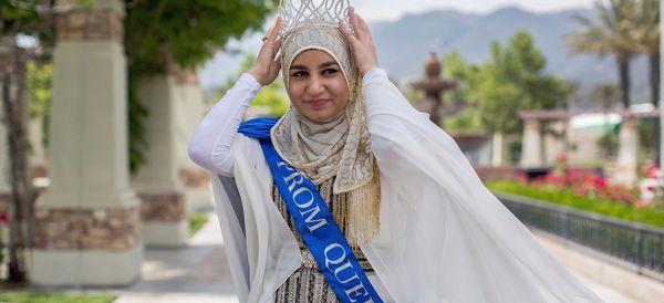 Awesome School Elects Muslim Prom Queen In San Bernardino County