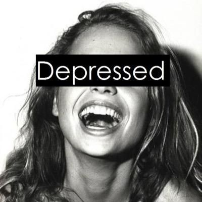 <i>There's more than one face to depression.</i>