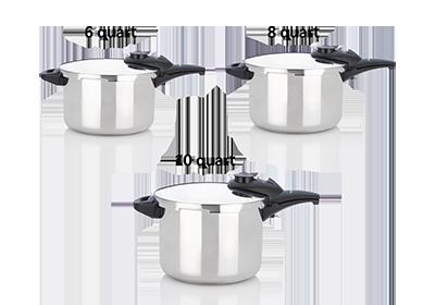 Fagor Innova Stainless Steel Pressure Cooker