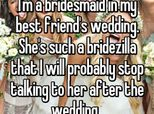 15 Honest Confessions From Bridesmaids Who Are Totally Over It