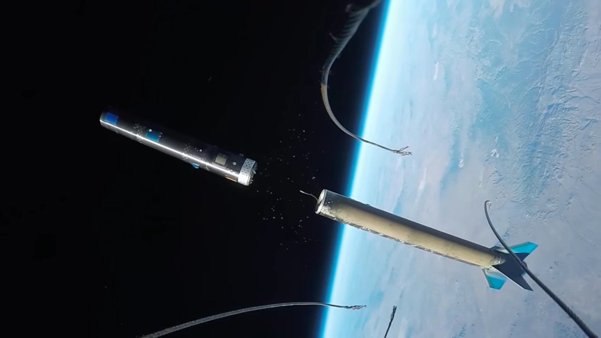 GoPro Rocket Launch