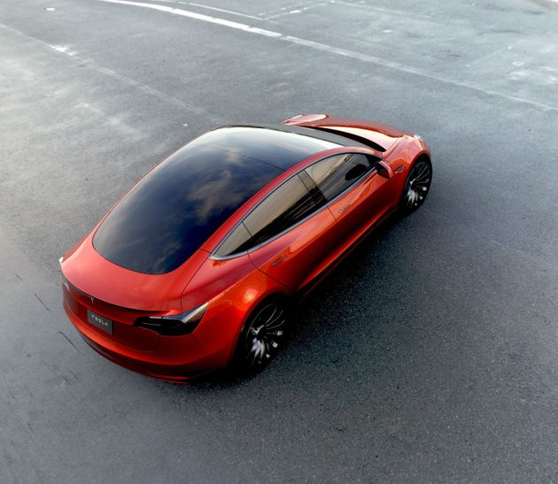 Tesla Revs Up Production To Produce A Whopping Half A Million Cars Annually By