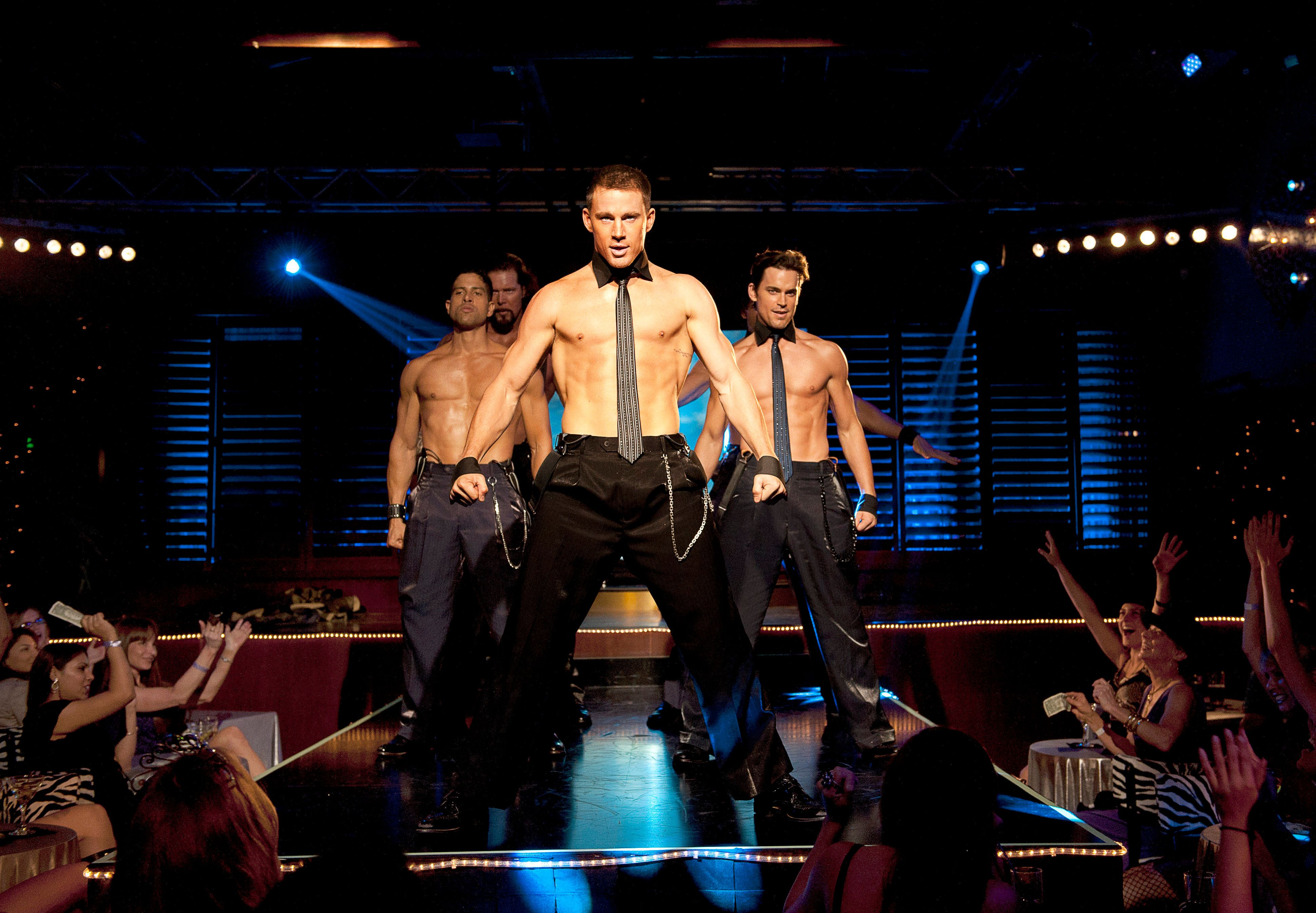 Stop Everything! There's Going To Be A 'Magic Mike' Live