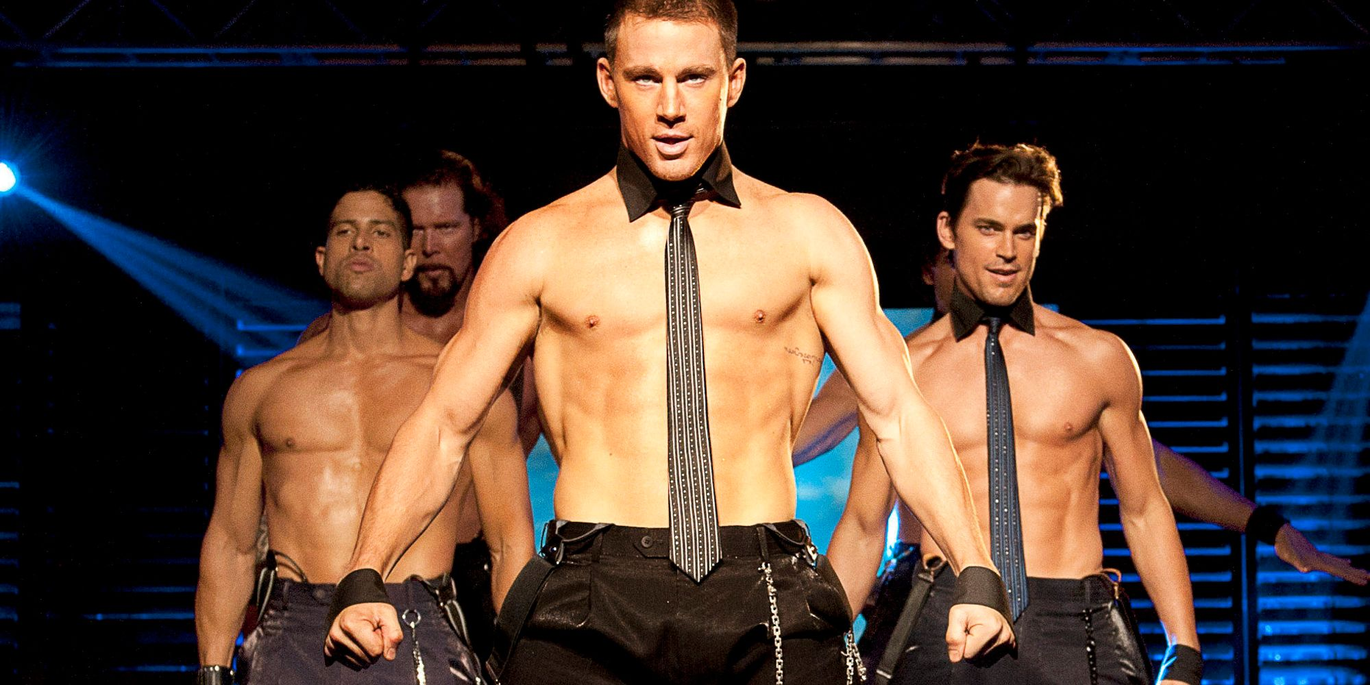 'Magic Mike' Live Show Announced By Channing Tatum In Video Featuring LOTS Of Shirtless Men