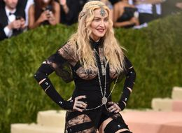 Madonna Declares Her Met Gala Outfit A 'Political Statement'