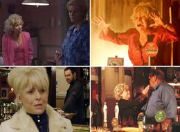 21 Of Peggy Mitchell's Most Iconic 'EastEnders' Moments