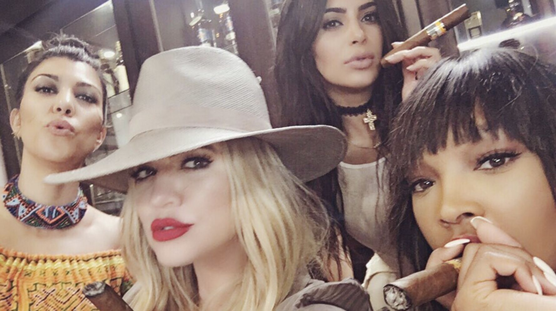 The Kardashians Are Already Being Annoying About Their Trip To Cuba
