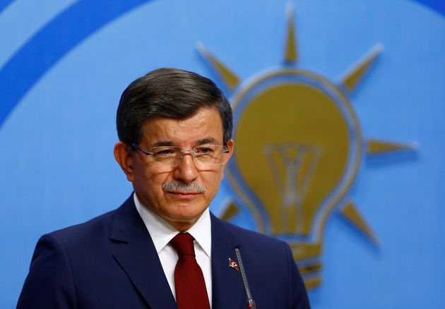 Turkey's Ahmet Davutoglu is stepping down as the country's prime minister and leader of...