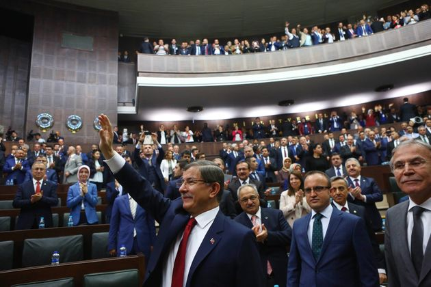 Davutoglu's departure plunges the country into political instability. In his speech,...
