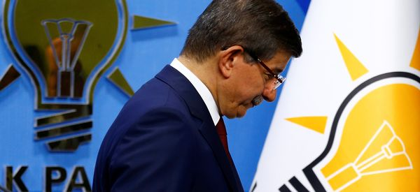 Turkey's Prime Minister Is Stepping Down. Here's Why That's Alarming.