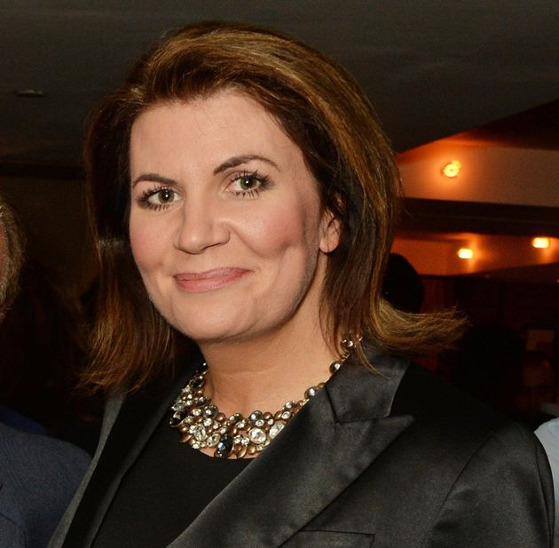 Columnist and broadcaster Julia Hartley-Brewer pictured last