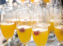 Your Mimosas Are So Basic. Here's How To Kick Them Up.