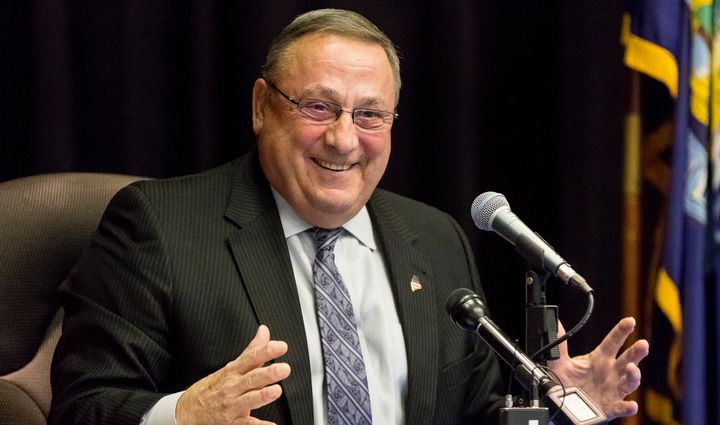 Imagine Maine Gov. Paul LePage (R) serving in a Donald Trump administration.