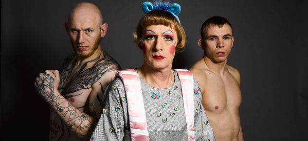 Grayson Perry Uncovers The Life-Threatening Pressures Of Masculinity