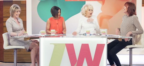 Two MEN Are Joining The 'Loose Women' Panel