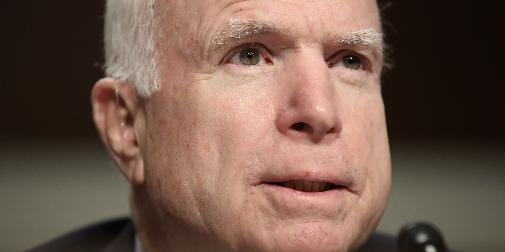 John McCain Worries Donald Trump May Hurt His Re-Election Prospects
