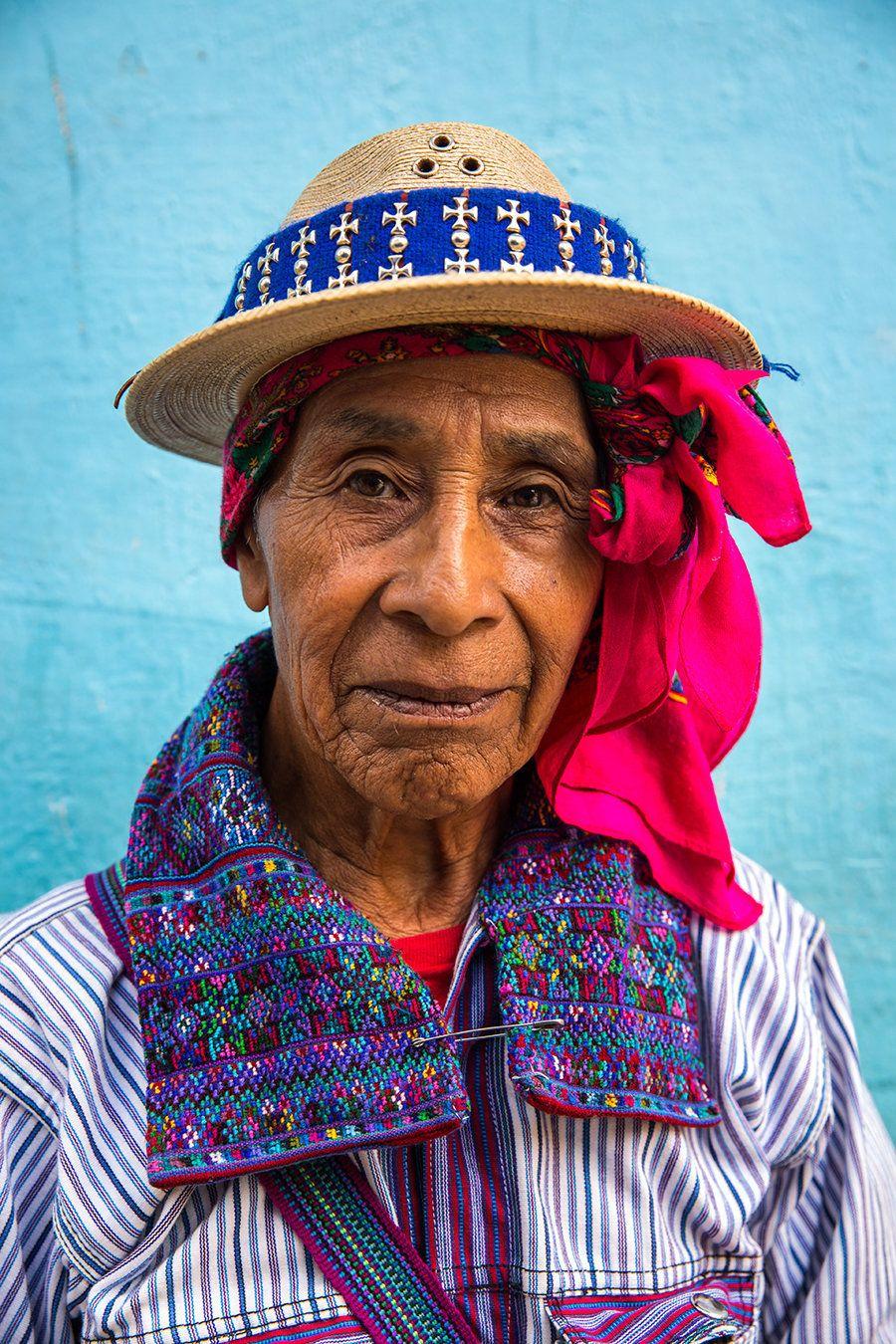 Todos Santos Cuchumatan, Guatemala
