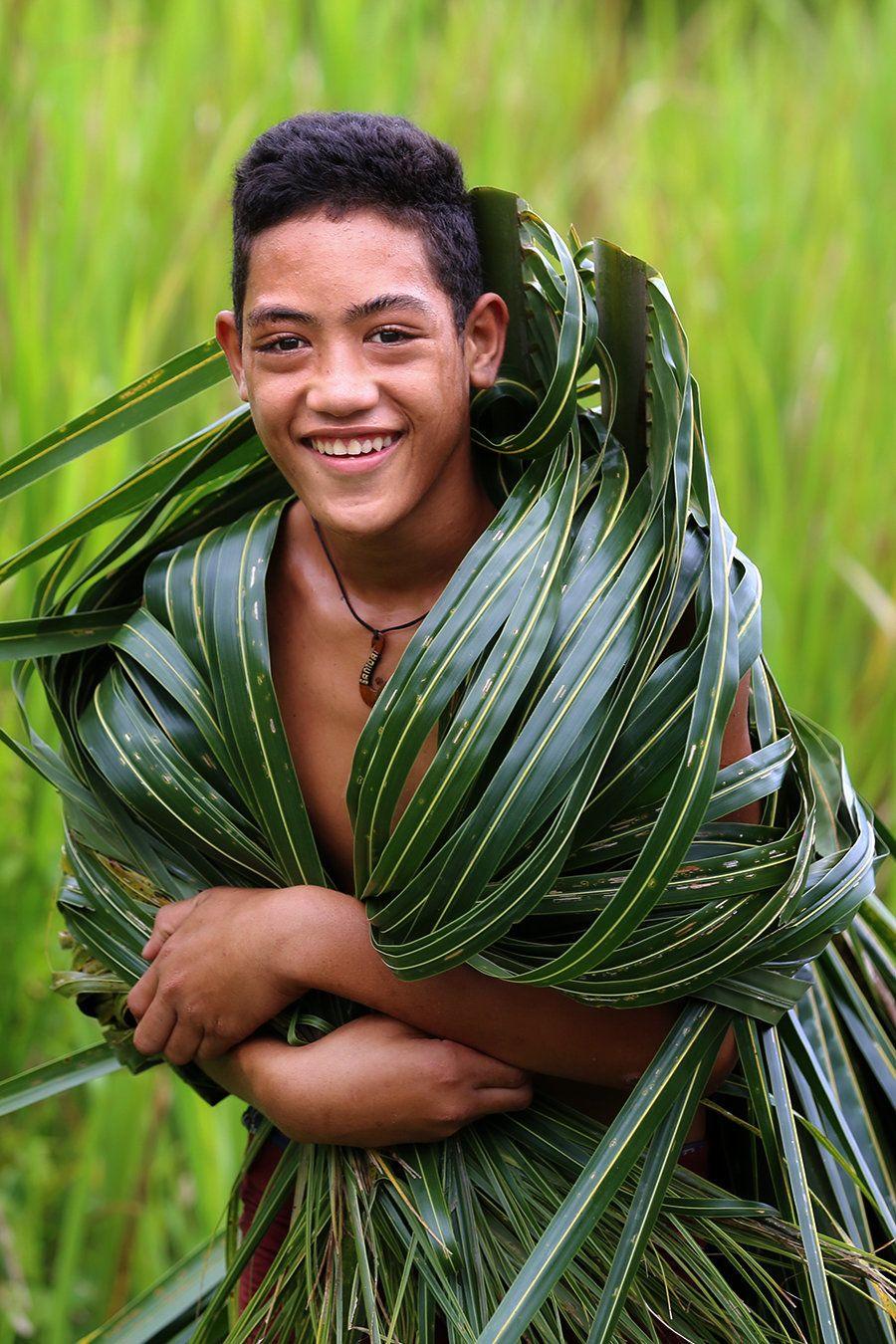 Savaii Island, Samoa
