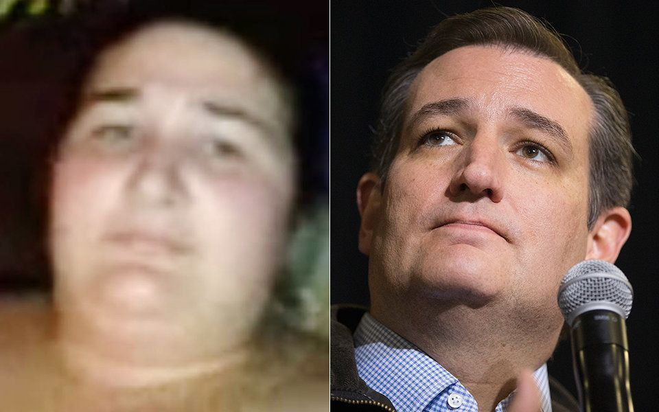Admittedly, the resemblance between the two isn't always clear.