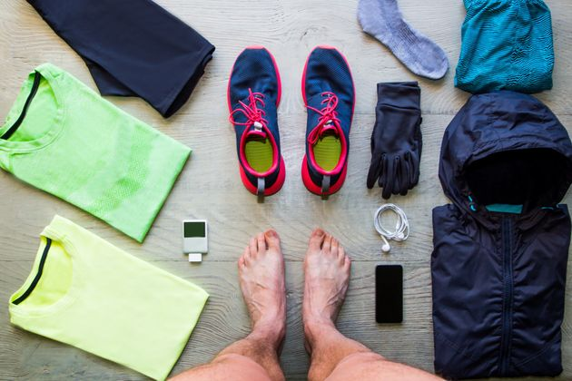 Prepping for a run? Don't forget the app that tracks