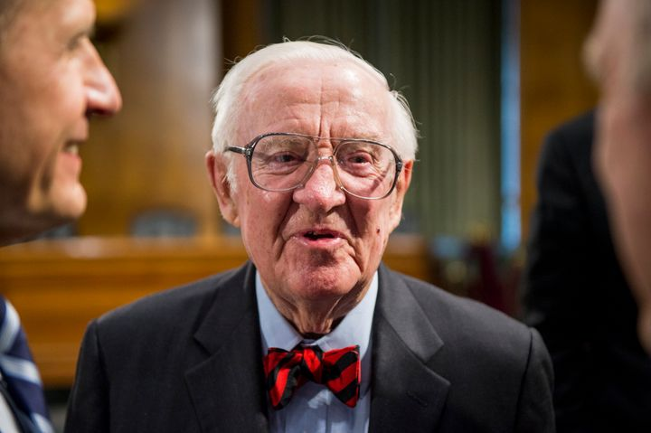 Justice Stevens has some personal experience with an eight-member Supreme Court and a Senate that cared.