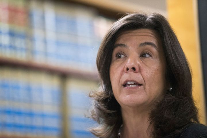 Cook County State's Attorney Anita Alvarez was criticized for her close ties to the Chicago police union.