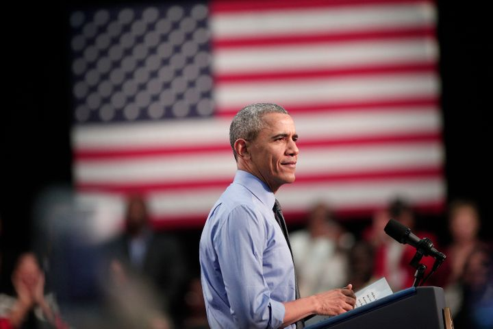 President Barack Obama commuted the sentences of 58 federal prisoners.