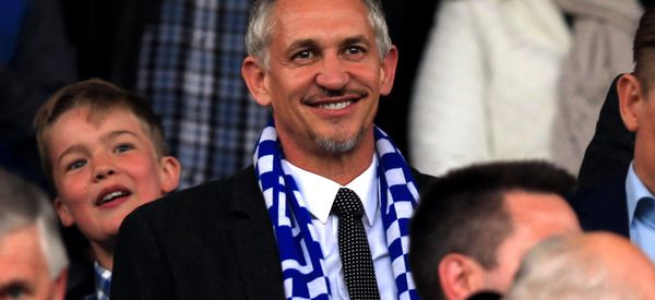 The Sun Called Gary Lineker A 'Left-Wing Bore' But He Wasn't Having Any Of It