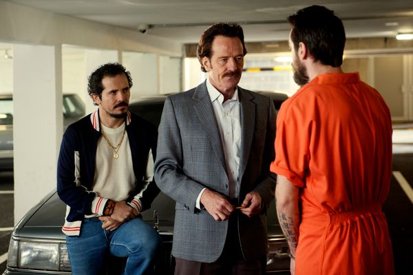 Written by&nbsp;Ellen Brown Furman &bull; Directed by Brad Furman<br><br>Starring Bryan Cranston, Yul Vaxquez, John Leguizamo