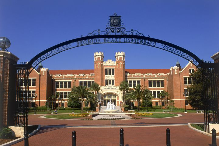 Florida State University in Tallahassee, Florida.