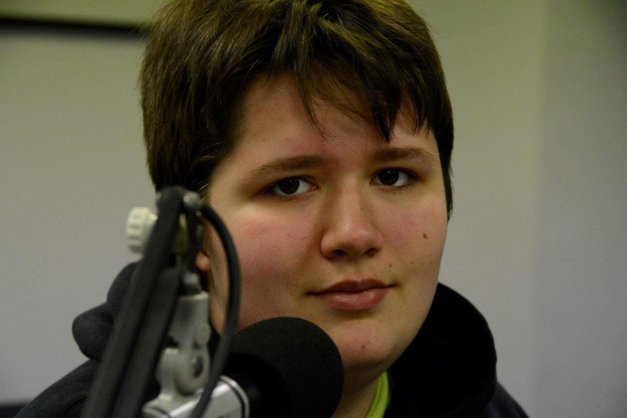 """""""My gender is more new to me, so I'm having a bit more trouble accepting that,"""" Elliot, 16, said."""
