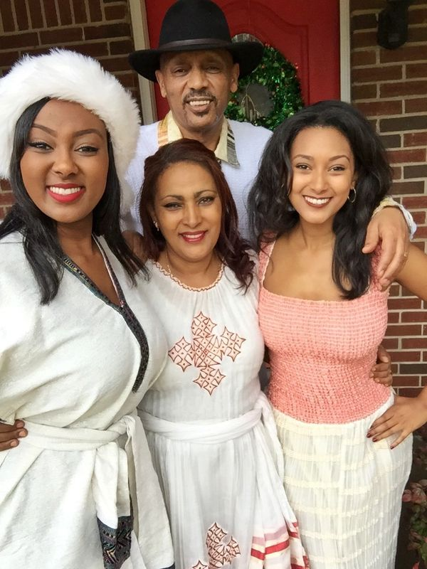 """My mother (pictured in the middle) is my queen, my best friend, my guiding light and my biggest supporter. As an immigr"