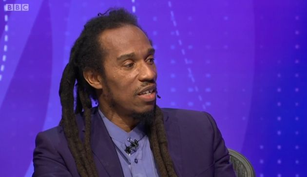 BBC Question Time: Benjamin Zephaniah Says Jeremy Corbyn Is Up Against 'Dirty' Politics And 'Hostile'