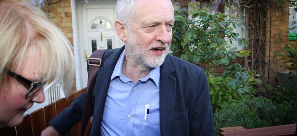 Election Results Not Corbyn's Fault 'Alone,' Says Tom Watson