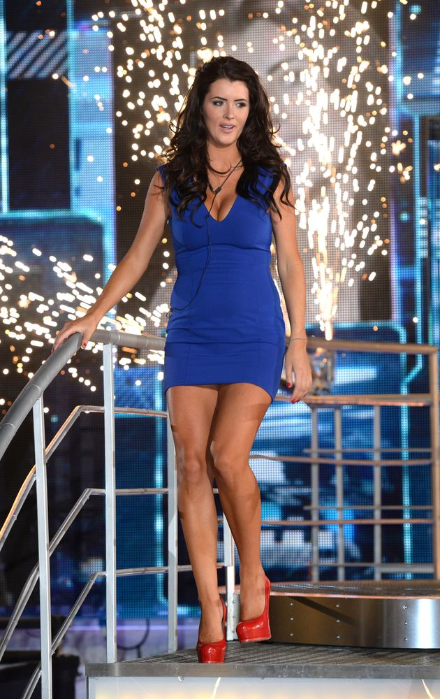 Helen won the 2014 series of 'Big Brother' and also returned as a guest in