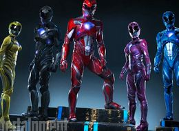 'Sexist' Female Power Rangers Outfits, With High Heels And 'Boob Armour', Outrage The Internet